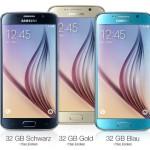 Amazon Samsung Galaxy S6 o2 All-in M
