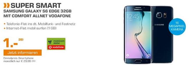 Vodafone Comfort Allnet Tarif