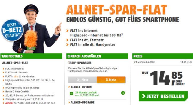 allnet-spar-flat-d-netz