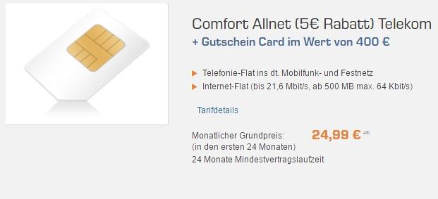 comfort Allnet-Flat