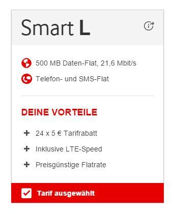Vodafone Smart L