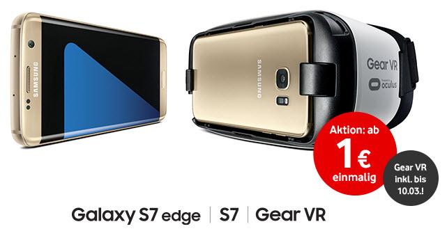 Galaxy S7 Edge Mit Vodafone Red Handy Tarif