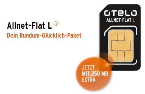 otelo Allnet Flat L