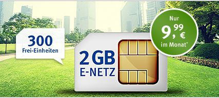 web.de all-net & surf 2 GB