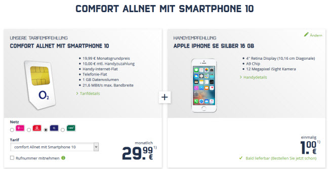 comfort-allnet-o2-smartphone