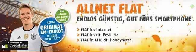 klarmobi Allnet Flat 1000