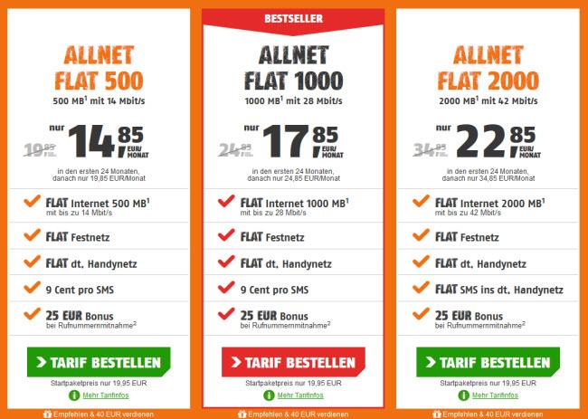 klarmobil-allnet-flat-tarife