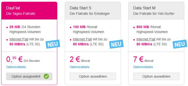 magenta-mobil-start-optionen