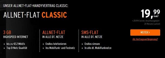 otelo Allnet Flat Classic