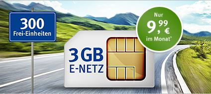 Web.de All-Net & Surf 3 GB
