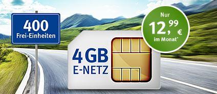 Web.de All-Net & Surf 4 GB