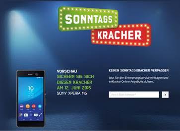 mobilcm-debitel Sonntagskracher