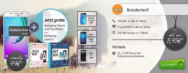 klarmobil Smartphone 300