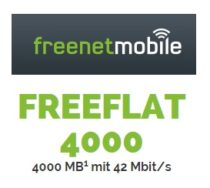 freenetmobile freeFlat 4000