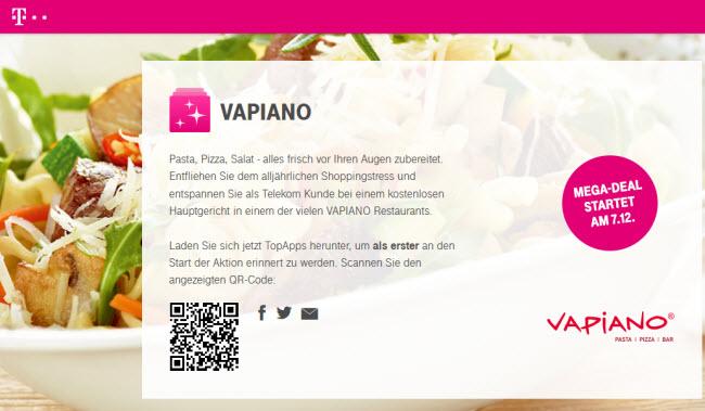 telekom-vapiano-aktion