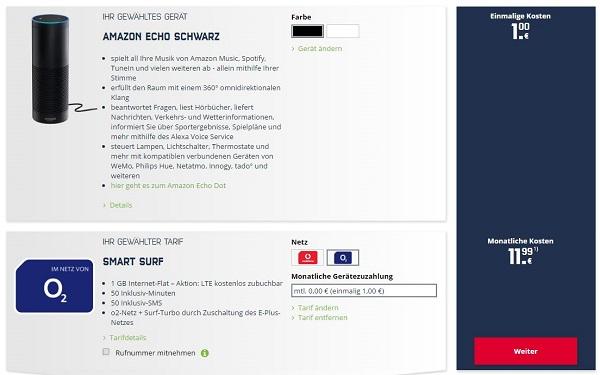 b3a54f6914b5cb Smart Surf Tarif mit 1 GB Internet-Flat ab 3,99 €